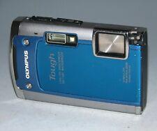Olympus Tough TG-610 14.0MP Digital Camera - Blue