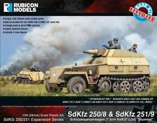 SdKfz Expansion - 250/8 & 251/9 1/56 scale - Rubicon 280044 - P3