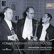Leonid Kogan Rudolf Barshai Ms - Beethoven - S (NEW CD)