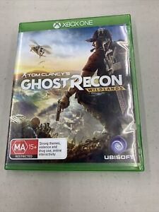 XBOX ONE GAME TOM CLANCY'S GHOST RECON WILDLANDS