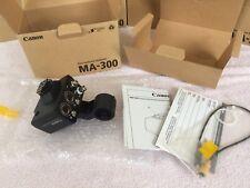 Brand new Ma-300 Canon adaptors