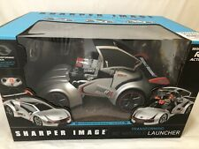 Sharper Image Transforming RC Missile Launcher