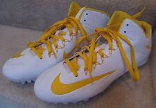 Nike NFL Redskins #71 Trent Williams Alpha Pro TD iD Football Cleats Sz 14 New