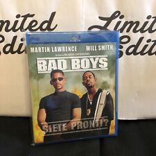 BAD BOYS -BLU RAY-con Will Smith,Martin Lawrence di Michael BAY