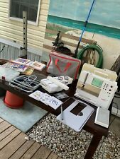 BERNINA  Artista 170 Sewing Machine  & Embroidery - System   with many Items