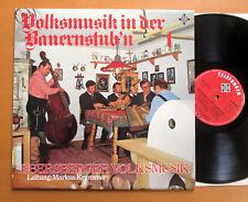 Volksmusik In Der Bauernstub'n 1 Ebersberger Volksmusik Telefunken NT 754 NM/NM
