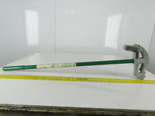 Greenlee Model 841 34 Emt 12 Rigid Conduit Bender With Handle