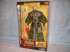 "Captain Sao Feng 12"" Pirates of the Caribbean At Worlds End Disney 2007 New NIB"