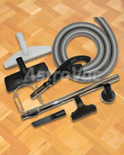 12m Ducted Vacuum Switchable Hose Kit with Polished Timber / Tile Floor Tool