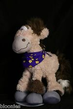 """Diddl GALUPY Depesche 12"""" Horse Plush Toy Doll"""