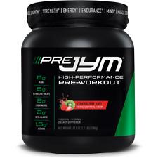 Pre JYM Pre-Workout Strawberry Kiwi 30 Servings