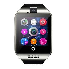 Bluetooth Sweat Proof Water Resistant Touch Screen Smart Watch GSM Camera Text