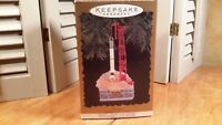 Hallmark KEEPSAKE ornament:Freedom 7 Journeys into Space. Magic, Light & Sound,
