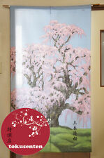NOREN JAPANESE SAKURA MIHARU TRADITIONAL SUPERIOR QUALITY MADE IN JAPAN JAPANESK
