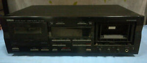 Yamaha Kx-w421 Cassette Player Deck Stereo Hifi Vintage