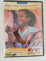 VBS Programming - Weird Animals Sing & Play Stampede Music (DVD, 2014)New/Sealed