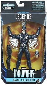 Hasbro Marvel Legends Series Actionfigur Inhuman Black Bolt NEU OVP