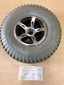 260x85 Merits Wheel 32600431 Flat Free
