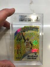 1997-98 Fleer Ultra Star Power Supreme #SPS1 Michael Jordan MINT BGS 9