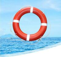 Swimming Pool Rings Child Lifebuoy Safety Life Preserver with Perimeter Rope
