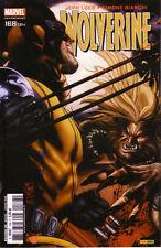 Panini Comics   SERVAL   WOLVERINE  V1    N° 168     Jan09