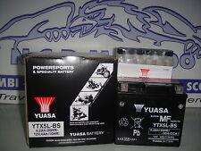 BATTERIE YUASA YTX5L-BS SUZUKI 100 AH ADRESSE ANNÉE 1995 1996
