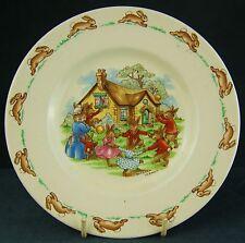 Nice Royal Doulton Bunnykins child's plate.
