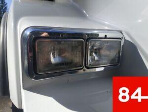 Kenworth Truck W900 W900L T600 4x Headlight Retrofitting Eu E-Certified Tüv +