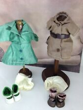 8 inch doll vintage scout uniforms, Ginny, Pam, Ginger