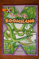 "Oxford - Stage Level 9 - ""The Deadly Boomslang"" - Morgan, Smith - Project X"