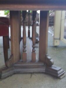Antique Indonesia Table