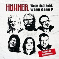 Höhner Wenn nicht jetzt, wann dann?-Die größten Hits und schönsten Ball.. [2 CD]