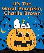 It's The Great Pumpkin Charlie Brown (Miniature Edition) (Peanuts (Running Press