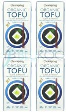Clearspring Organic ambiante Tofu - 300 g (Pack de 4)