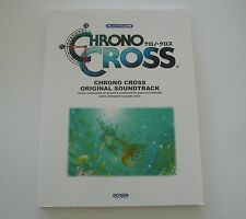 CHRONO CROSS : piano solo score sheet book / original soundtrack version