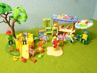 Kinderspielplatz Kiosk Kinder Freizeit Family Fun 5576 9266  Playmobil 010