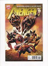 The Avengers #1 VARIANT - 2010 - Marvel Comics, The Heroic Age, NM