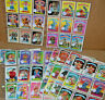 1986 Garbage Pail Kids Series 3 Complete Set Cards #84-A-124-B Near Mint