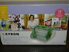 Xyron XRN510 Creative Station Multi-Use Crafting Machine With Cartridge