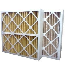 Aprilaire 2200 SpaceGard 201 Pleated Air Filters 20x25x6 Merv 11 Furnace -1 Pack