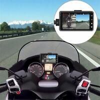 """Moto 3 """"LCD Caméscope Enregistreur Dash DVR Double Caméra portatif"""