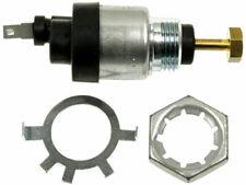 For 1987 GMC V3500 Carburetor Idle Stop Solenoid SMP 46533BQ 5.7L V8