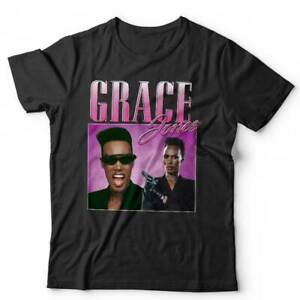 Grace Jones Appreciation Tshirt Unisex & Kids - Music, Film, Art