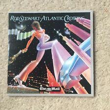 ROD STEWART - ATLANTIC CROSSING - Mail on Sunday Promo CD