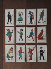 Tintin et le lac aux requins : Belvision 1973 - série complète.