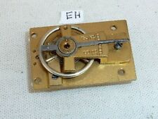 Cylinder Platform Escapement Working 35 x 23 Mantle Mantel Clock
