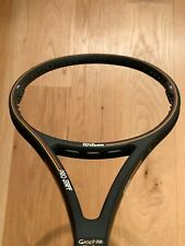 Wilson Pro Staff Mid Size 85 St Vincent Tennis Racket as used by Sampras