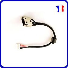 Connecteur alimentation Lenovo ideapad G70-80  Cable 15,5 cm  Dc power jack