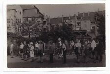 uralte AK Leipzig Sommerfest der Schiller-Schule 1928 Photo-AK //43