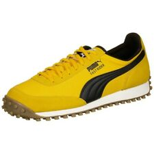 NEW PUMA FAST RIDER SOURCE ATHLETIC SHOES MEN'S SIZE 7 YELLOW/BLACK/WHITE